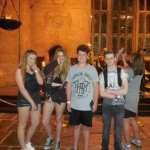 Drama and Music Trip to London Summer 2015