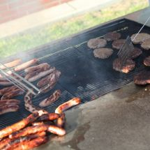 Barbecue and DT and Art Exhibition 2015